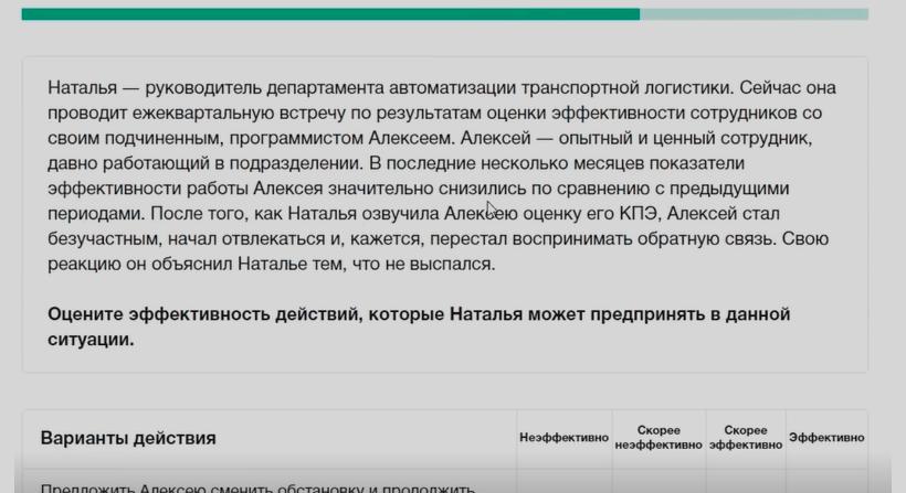 тест управленческий потенциал лидеры россии 2019-2020