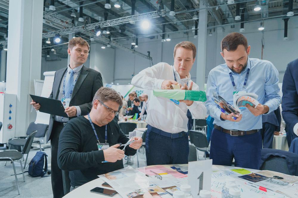 оценка работы в команде на полуфинале лидеры россии