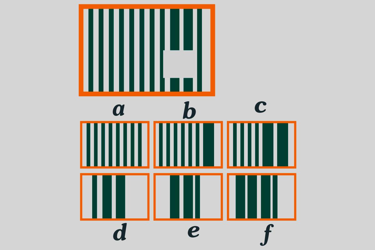 тест матрицы равена
