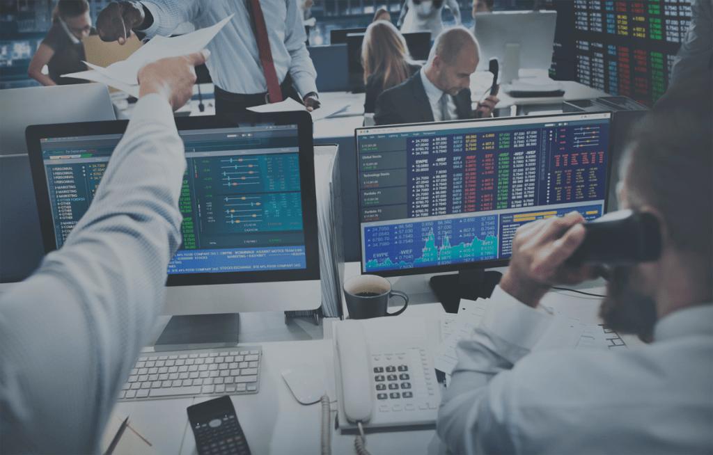 тест московская биржа
